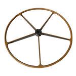 sailboat helm wheel