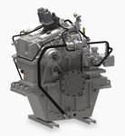 ship reduction gearbox / for work boats / for ferries / for yachts
