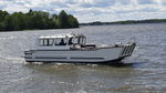 water taxi / outboard / aluminum