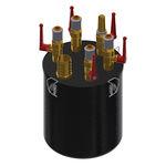 vacuum infusion resin trap / shipyard