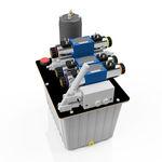 hydraulic multifunction power unit