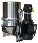 lubricating oil filtration system