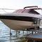 boat lift / dock-mounted / aluminum