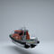 search and rescue boat / inboard / aluminum