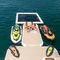 boat platform