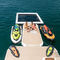 boat platform / for yachts / for marinas / for recreation centers