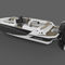 outboard deck boat