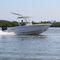 outboard center console boat / center console / sport-fishing / 10-person max.