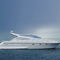 high-speed motor yacht / hard-top / planing hull