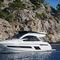 cruising motor yacht / sport / flybridge / shaft drive