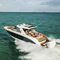 outboard express cruiser / diesel / triple-engine / open