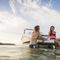 inboard deck boat