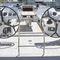 cruising sailing yacht / racing / open transom / 3-cabin