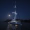 ocean cruising sailing yacht / racing / center cockpit / fiberglass