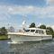inboard express cruiser / diesel / hard-top / canal
