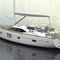 cruising sailing yacht / deck saloon / 3-cabin / with bowsprit
