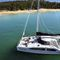 sailing catamaran / cruising / with enclosed cockpit / with 3 or 4 cabins