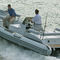 sterndrive inflatable boat