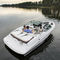 inboard runabout / dual-console / bowrider / 10-person max.
