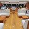 sport-fishing super-yacht / flybridge / composite / displacement