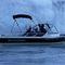 hydro-jet center console boat