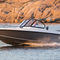 outboard runabout / bowrider / aluminum / 6-person max.