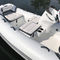 outboard inflatable boat / RIB / side console / yacht tender