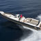 inboard inflatable boat / outboard / triple-engine / rigid