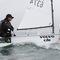 single-handed sailing dinghy / regatta / Optimist