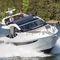 inboard express cruiser / twin-engine / flybridge / hard-top