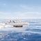 outboard cabin cruiser / open
