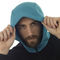 navigation jacket / fleece / hooded / long-sleeve