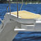 boat ladder / for yachts / for docks / retractable