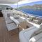 yacht door / pantograph