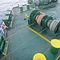 mooring cordage / single braid / for ships / Dyneema® core