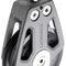 plain bearing block / mast foot / single / with swivel