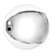 indoor ceiling light / for boats / LED / plastic