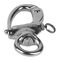 snap shackle with swivel / with shackle / multi-purpose