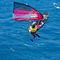 freeride windsurf board / hydrofoil