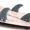 surf kiteboard / wave / all-around / tri-fin
