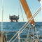 sailboat wind vane self-steering system