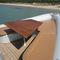 inboard inflatable boat / rigid / center console / 16-person max.