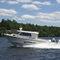 water temperature sensor / depth / for boats / fishfinder