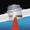 temperature sensor / depth / for boats / CHIRP