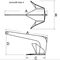 Bruce anchor / for boats / stainless steel
