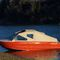 inboard center console boat / dual-console