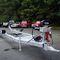 handling trailer / shipyard / hydraulic / electric