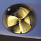 fixed thruster / for sailing superyachts / hydraulic / tunnel type