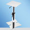 adjustable boat table pedestal