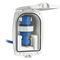 boat watertight electrical plug / female